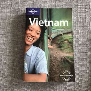 Vietnam Lonely Planet (in French)