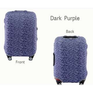 BN Brand New Thick Elastic Protective Luggage Cover