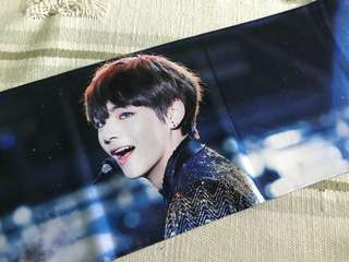 [WTS/HELPING] BTS TAEHYUNG SLOGAN SET