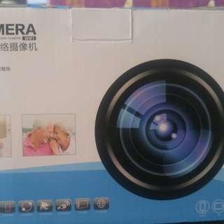 IP camera 智能無綫網絡攝像機