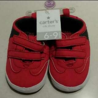 Carter Infant / Toddler Crib Shoe