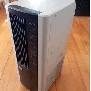 Sanyo  Spot Cooler 抽濕 涼風機