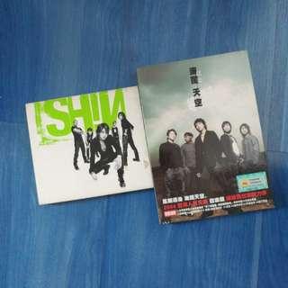 Shin 信乐团 albums x 4