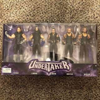 Reserve Early! WWE The Undertaker Box Set