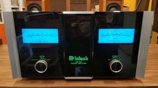 McIntosh mc402 stereo power amplifier