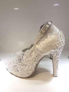 Jual sepatu nikah (wedding shoes)