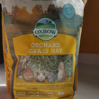 Oxbow -Orchard Grass Hay 15oz