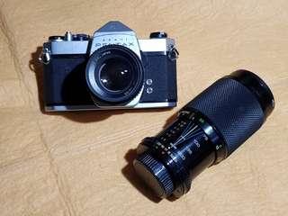 Pentax SP1000, Soligor 75-200mm zoom, cokin filters