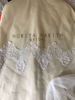 Veil from Nurita Harith