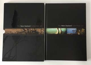 New Zealand Collection 2007 (whole year stamps)