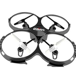 UDI U818A 2.4GHz 4 CH 6 Axis Gyro RC Quadcopter with Camera RTF Mode 2 Drone