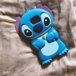 Stitch S7 edge phone casing!