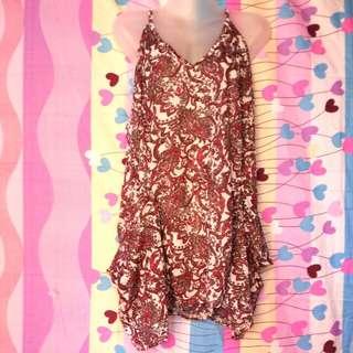 Batik design summer Dress