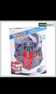 Transformers age of extinction:voyager class optimus prime