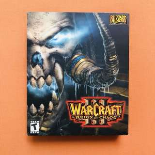 WarCraft III: Reign of Chaos - PC