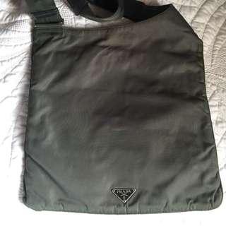 Prada cross body bag