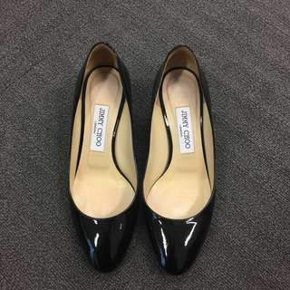Jimmy Choo kitten heels 37.5