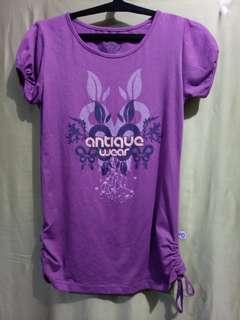 Baju ungu