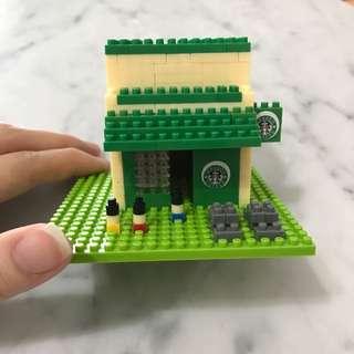Starbuck Nano Block
