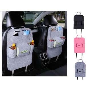 💯 Car Auto Seat Back Multi-Pocket Storage Bag Holder Hanger Sundry Hanging