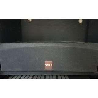 Yamaha NS-C40 中置 喇叭 center speaker 5.1