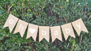 Oh Baby Bunting