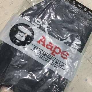 猿人aape防水袋 全新未用過