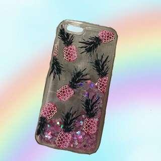 iPhone 6 🍍 Glitter Case