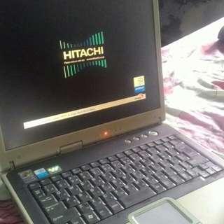 HITACHI Laptop