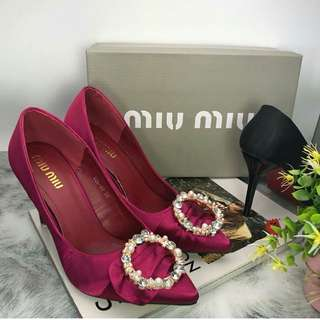 NEW!! Miu Miu Shoes