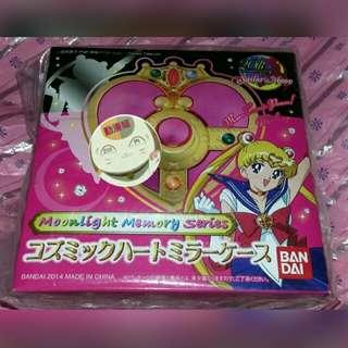 美少女戰士 Bandai 限定 首飾盒 20週年 變身器 心形