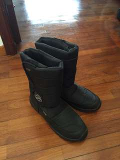 Men's snow boots - dry feet size Eu43