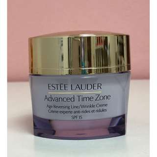 Estee Lauder Advanced Time Zone Age Reversing Line/Wrinkle Creme SPF 15, 50ml (Tester Pack)