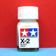 X-2 Tamiya White Paint