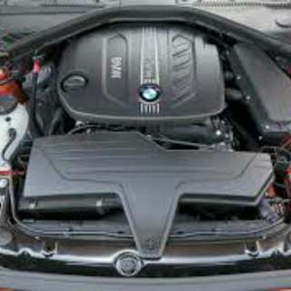 Bmw 1 n 3 series Hurricane Filter