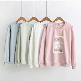 Sweater be your self