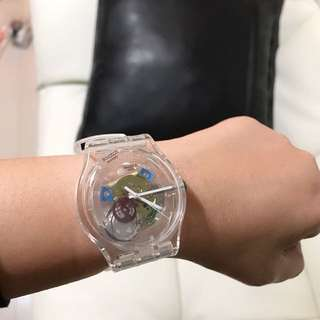 Swatch new. From japan jam swatch bening authentic