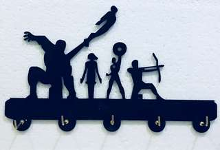 Themed Wall Hook - Avengers