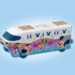 Tokyo Disneysea Disneyland Disney Resorts Sea Land 35th Anniversary Happiest Celebration Disney Vehicle Collection Disney Resort Line Tomica Preorder