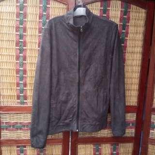 Jaket Sweater Outdoor Fleece Coco Stars Pria no Hoodie