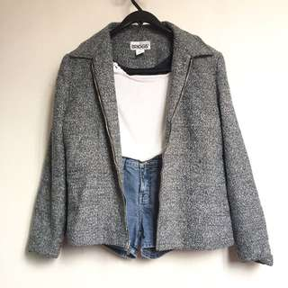 Speckled jacket (pwede pang winter)
