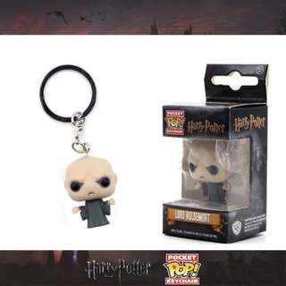 Harry Potter LORD VOLDEMORT POP Keychain