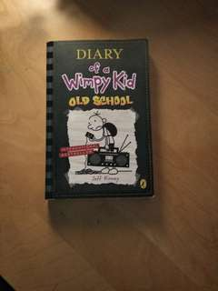 Diary of the wimpy kid ( OLD SCHOOL )