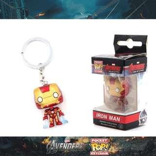 Avengers IRONMAN POP Keychain