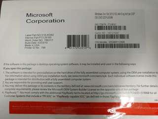 全新未開封原裝正版 Windows Server 2012 r2 64bit 標準版standard 軟件 OEM 英文版 (可轉中文), 2CPU/2VM