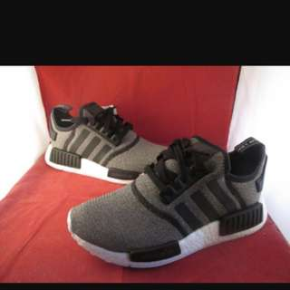 Adidas NMDs in Grey