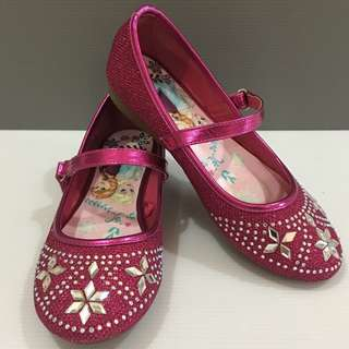 Disney Frozen Glitter Princess Shoes