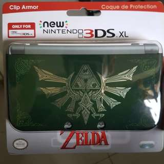 New Nintendo 3DS XL Zelda Hard case