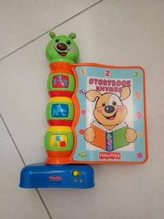 Fisher Price Storybook