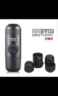 Wacaco minipresso (nespresso capsule)